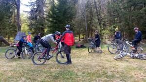 Tečaj tehnike turnega kolesarjenja