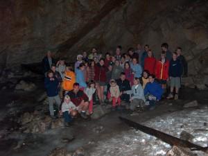 V Veliki ledeni jami