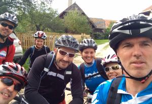 Turno kolesarji na Jamnici
